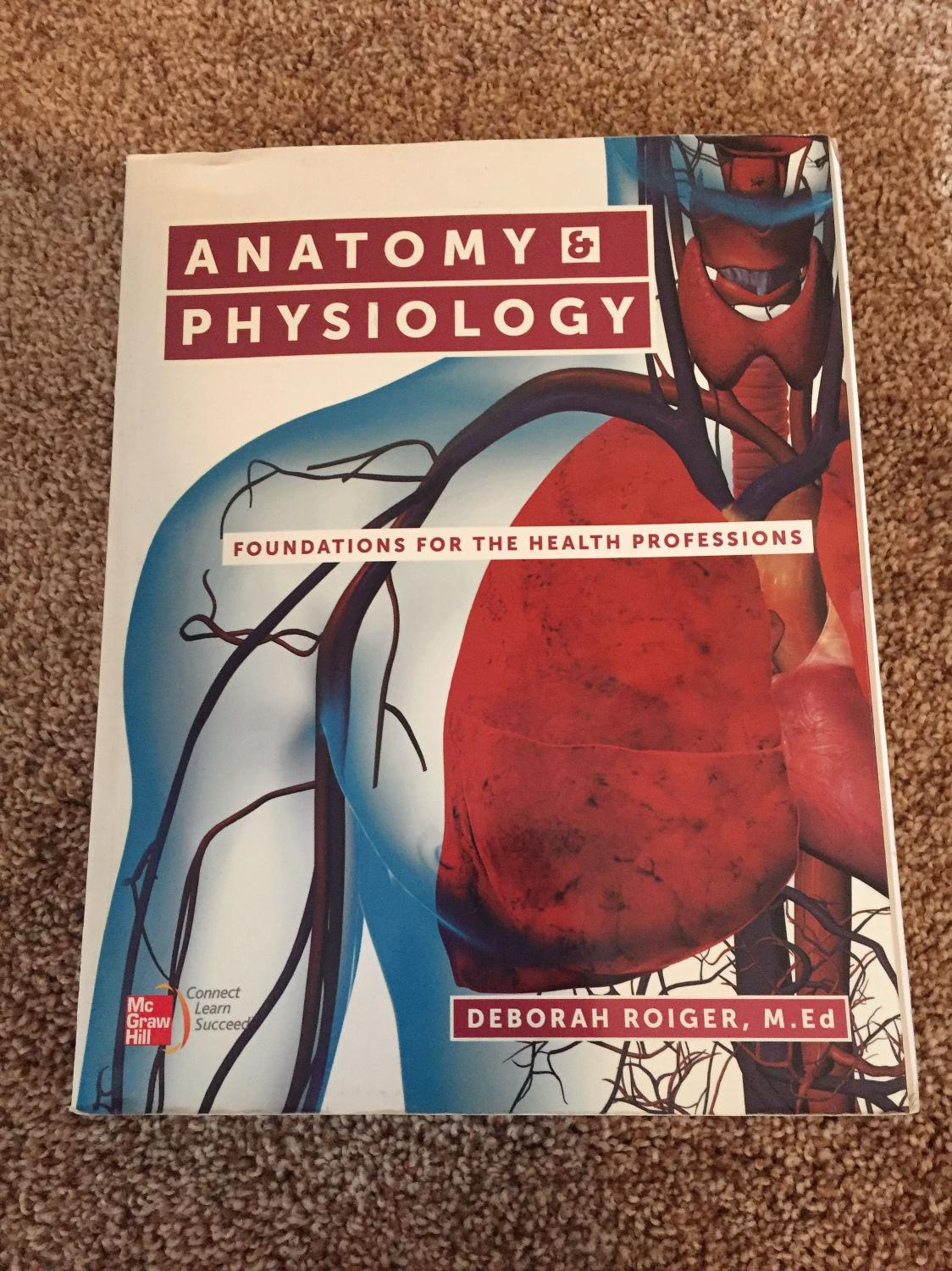 Fantástico Anatomy And Physiology Openstax College Textbook ...