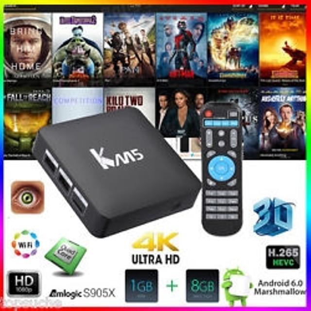NEW FULLY LOADED ANDROID BOXES KODI SHOWBOX IPTV LIVE SPORTS