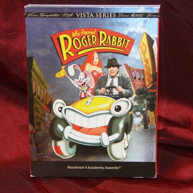who framed roger rabbit dvd 2 disc set vista series - Who Framed Roger Rabbit Dvd