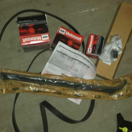 Used, BRAND NEW 1995 Ford F150 V8 PARTS for sale  Canada