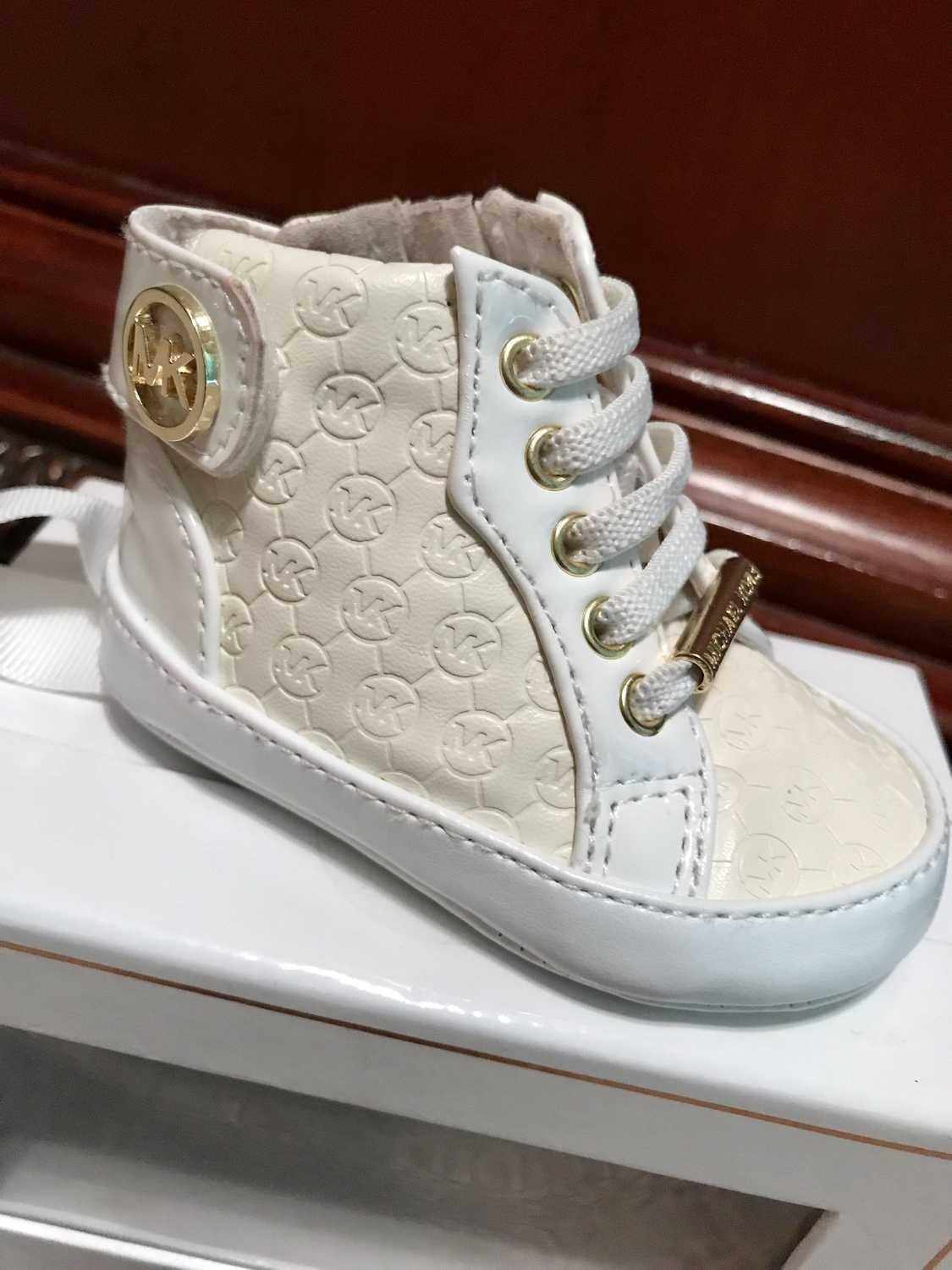 d60919698eb Find more Size 1 Michael Kors Crib Shoes (unisex) for sale at up to 90% off  - Brazoria County
