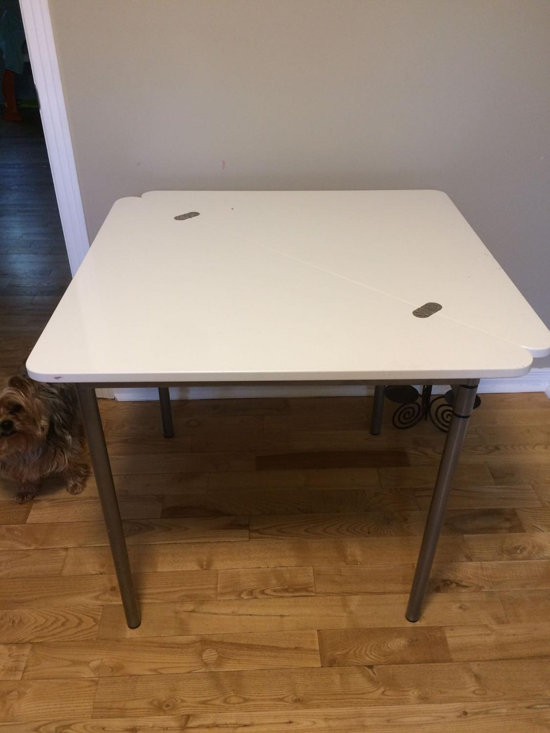Find More Petite Table Ikea Lokka For Sale At Up To 90 Off