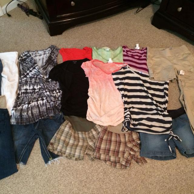 78648c844d344 Best Lot Of Size Small Maternity Clothes for sale in Sharpsburg, Georgia  for 2019