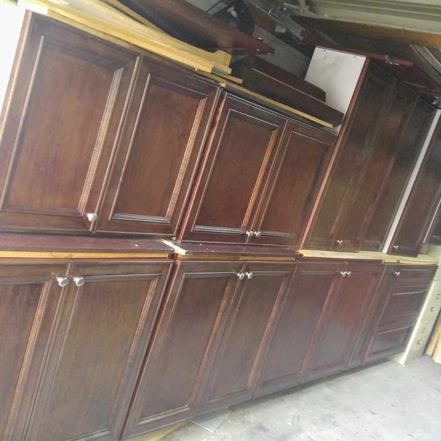 Damaged Kitchen Cabinets For Sale: Find More Solid Birch Wood Cabinets For Sale At Up To 90% Off