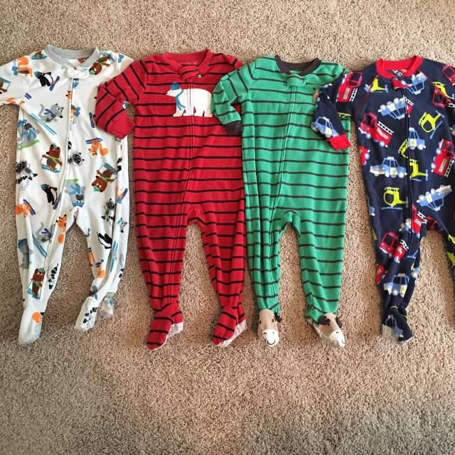 418b39f43 Find more Baby Boy 18-month Fleece Pjs for sale at up to 90% off