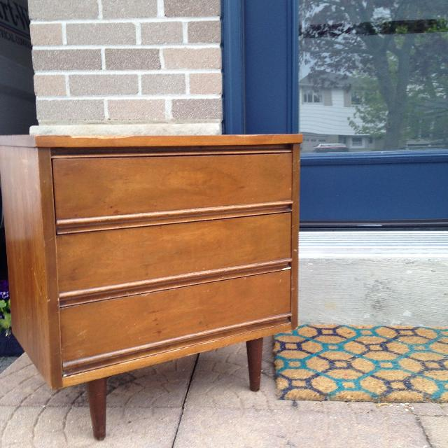 find more mid century dixie furniture side table! for sale at up to