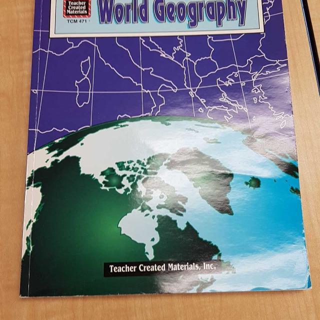 World Geography Teacher Resource