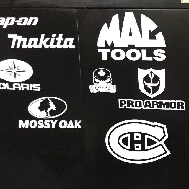 Car truck utv atv custom decals