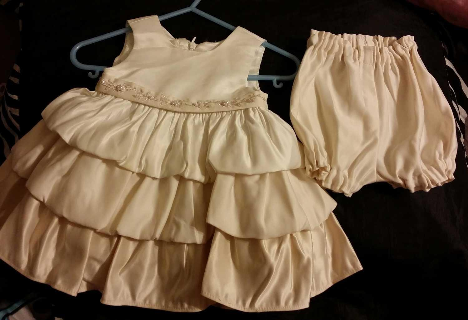 a6d3cfb53d3f6 6 Month Baby Girl Dress For Wedding