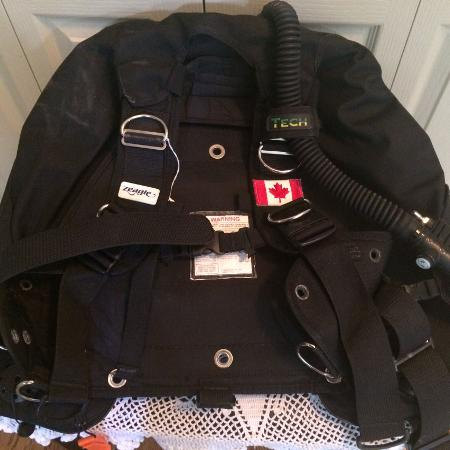 Zeagle diving BCD for sale  Canada