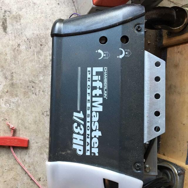 Best Liftmaster 13hp Garage Door Opener For Sale In Cypress Texas