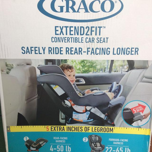 Find more Graco Extend 2 Fit Car Seat for sale at up to 90% off