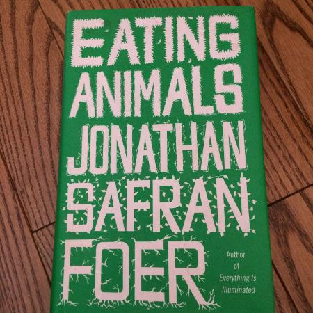 Eating Animals by Jonathan Safran Foer for sale  Canada