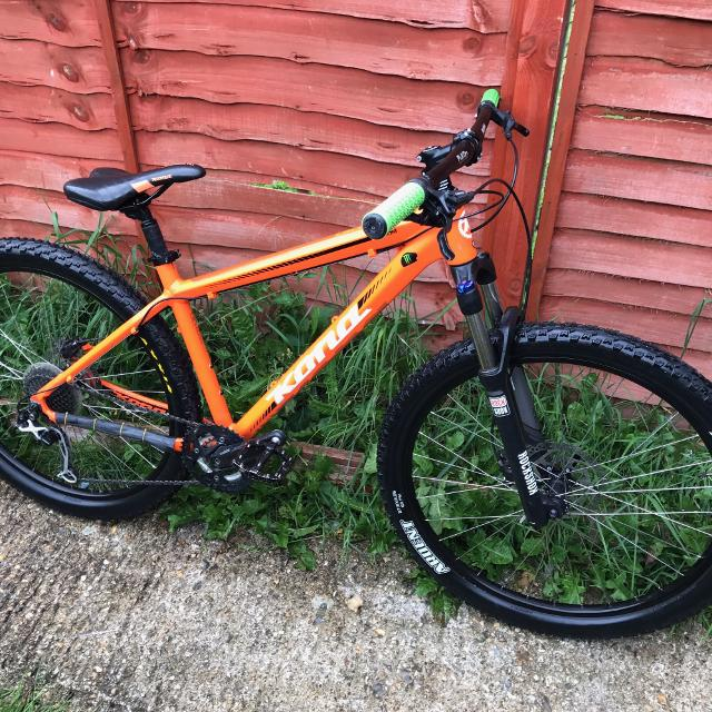 Best Kona Blast 27.5 Mountain Bike for sale in Basingstoke for 2019 14d5b3110