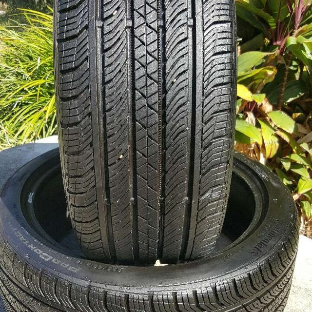 Used Tires Tampa >> Used Tires 2 225 40 18 Continental 99 Tread