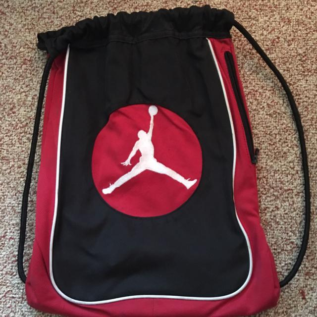 347eb2287467 Find more Air Jordan String Backpack for sale at up to 90% off