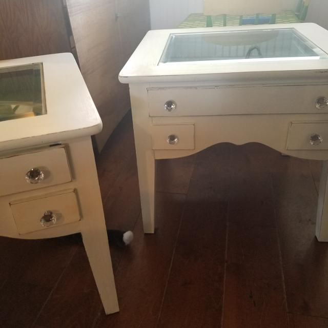 Best Shadow Box Side Tables For Sale In Erie Pennsylvania For - Shadow box side table