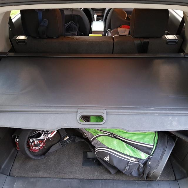 Find More Chevy Equinox Gmc Terrain Cargo Security Shade For Sale