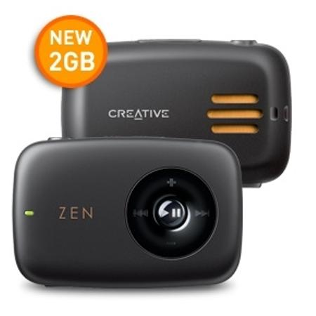 zen stone mp3player with built in... for sale  Canada