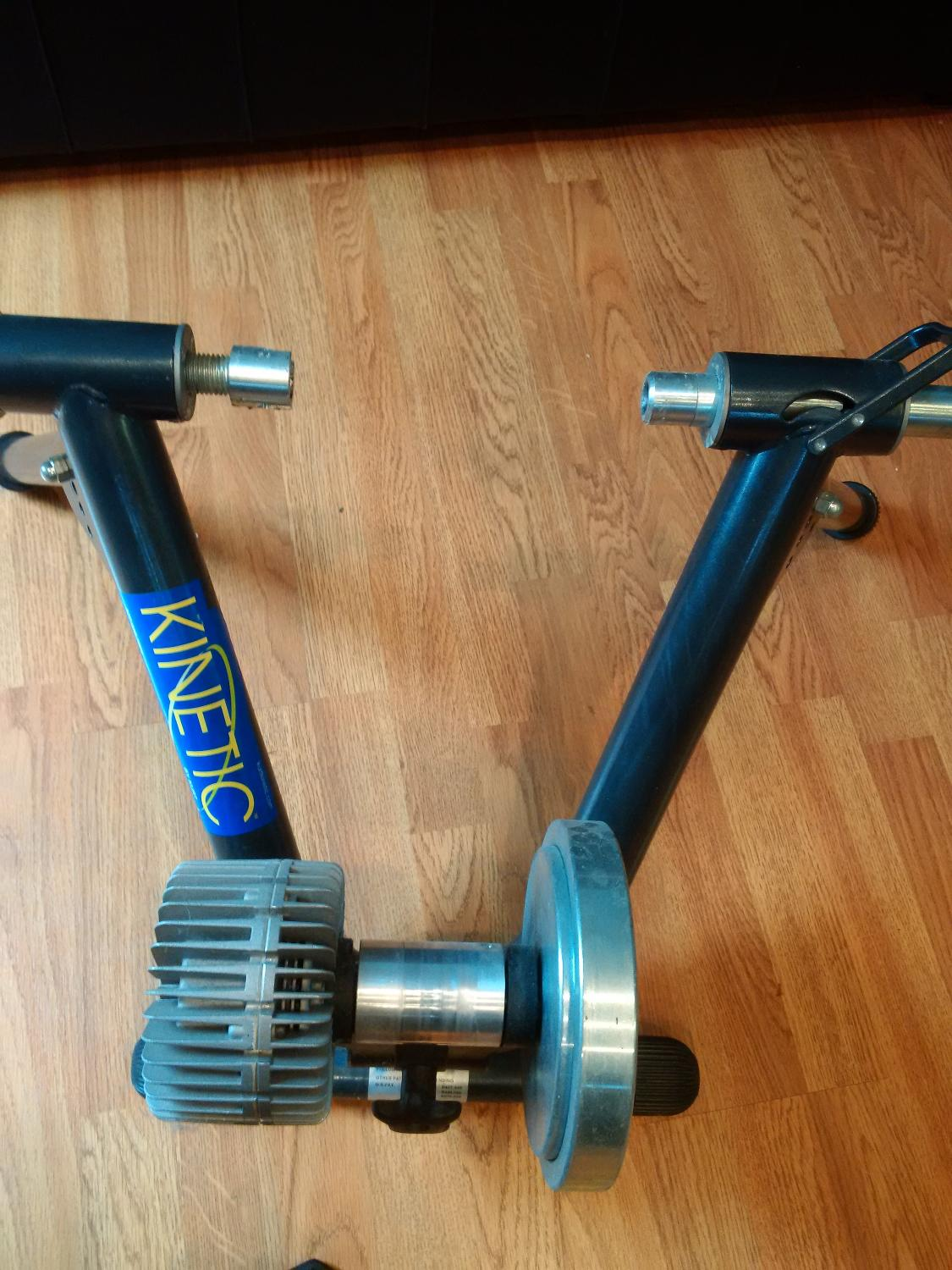 Kinetic Bike Trainer >> Best Kinetic Bike Trainer With Cycleops Climber For Sale In North