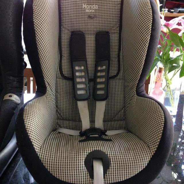 Find more Honda Isofix Car Seat 9-18kg for sale at up to 90% off