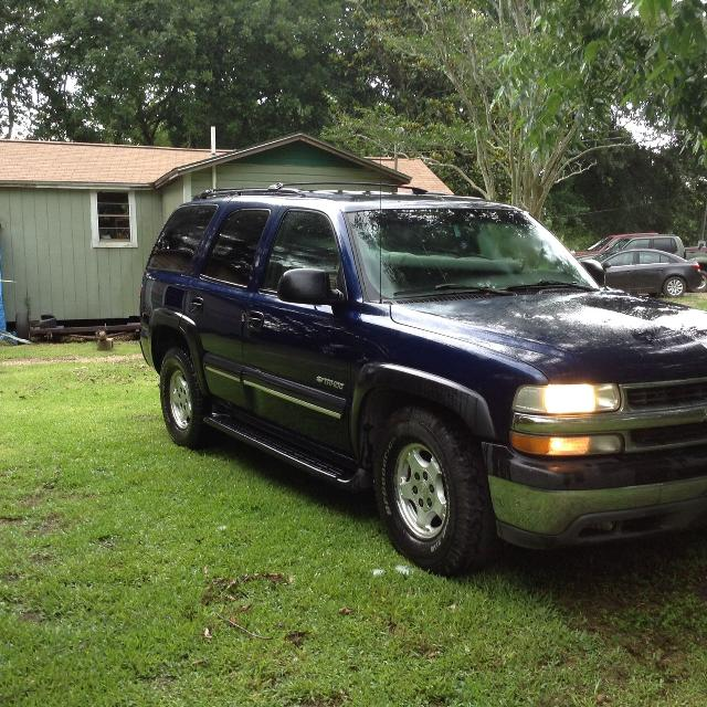 2002 Chevy Tahoe