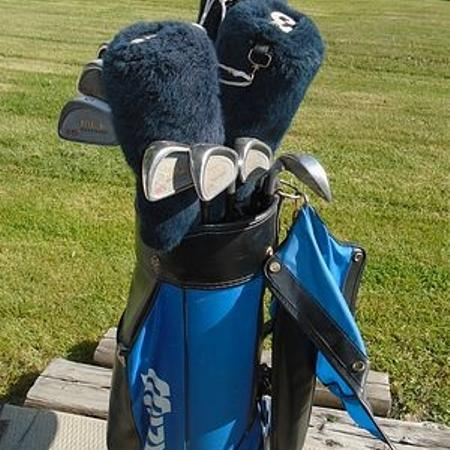 REDUCED: 14 Piece Ladies RH clubs and... for sale  Canada