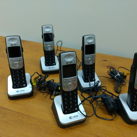 AT&T SB67040 Cordless Phone Handset... for sale  Canada