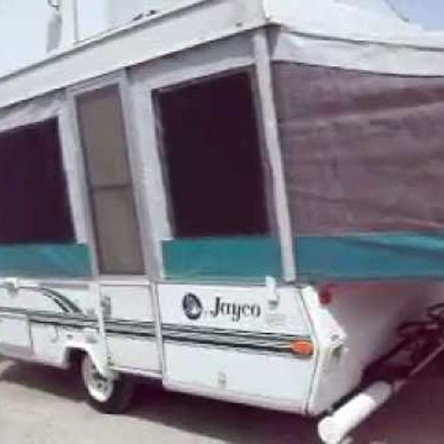Jayco Pop Up Camper Model #1207 KBS