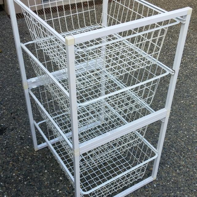 Find more Ikea Wire Basket Drawers for sale at up to 90% off