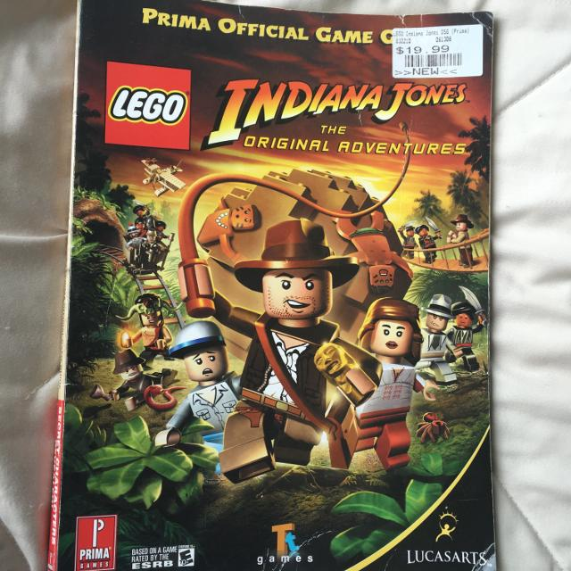 Best lego indiana jones game guide guc covers xbox 360ps2 3wii lego indiana jones game guide guc covers xbox 360ps2 3 publicscrutiny Image collections