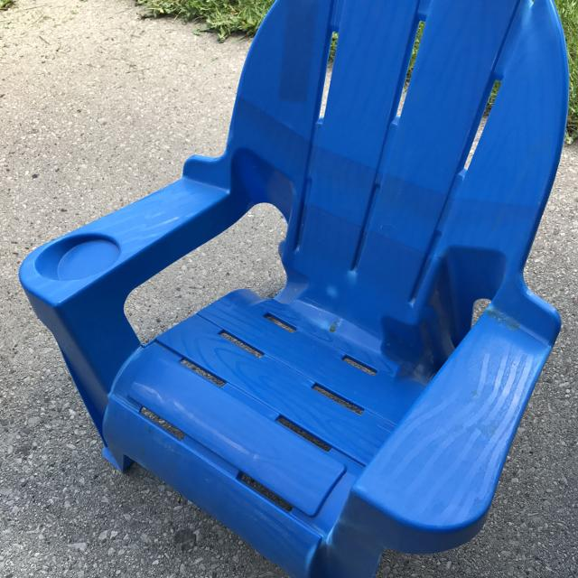 find more child 39 s plastic adirondack chair for sale at up to 90 off appleton wi. Black Bedroom Furniture Sets. Home Design Ideas