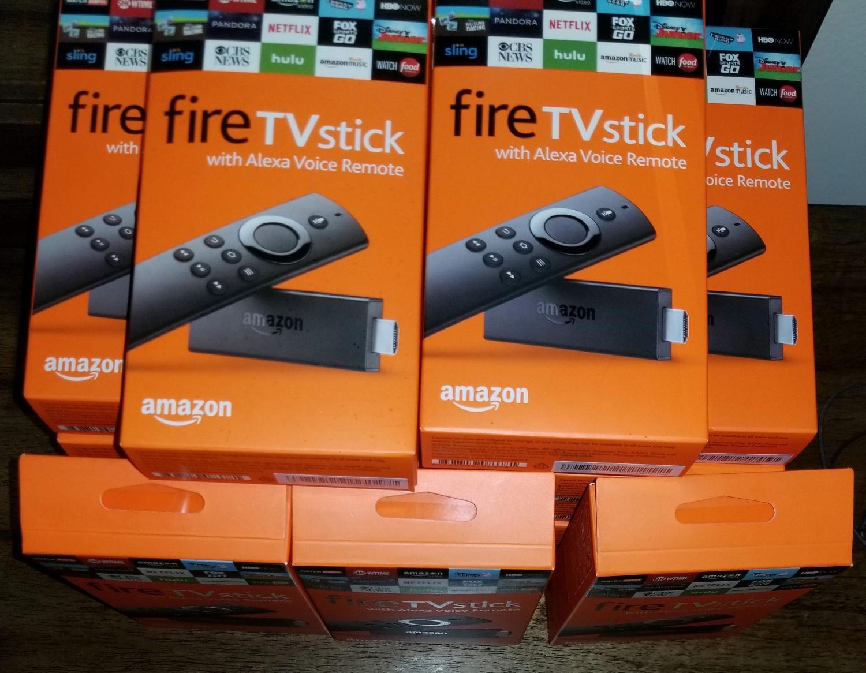 Jailbroken Amazon Fire Stick