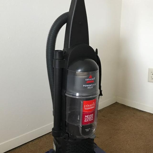 Find More Vacuum Bissell Powerforce Helix 1240 For Sale At Up To 90 Off