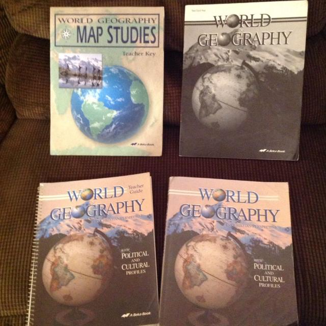 Best abeka world geography for sale in mobile alabama for 2018 abeka world geography gumiabroncs Image collections