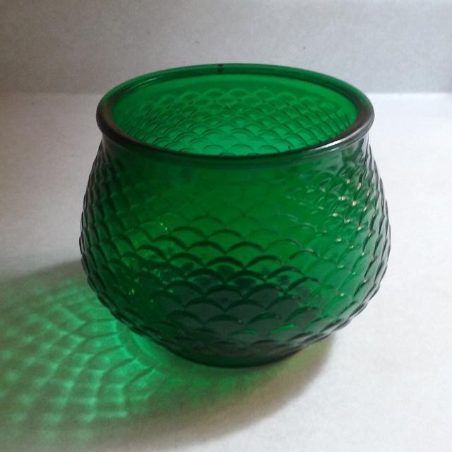 Best Pretty Unique Green Vase Eo Brody Company Cleveland Ohio Usa ...