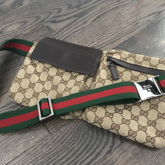 c2ddee331d36 Find more Authentic Gucci Original Gg Belt Bag for sale at up to 90% off