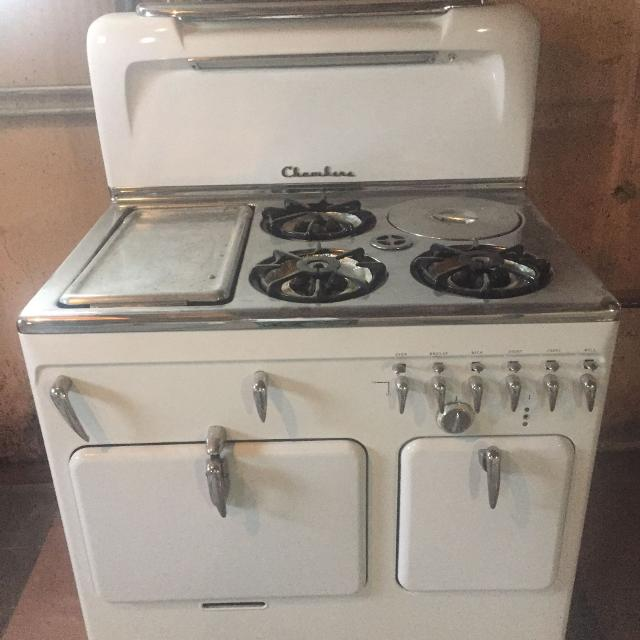 Best 1950's Vintage Chambers White