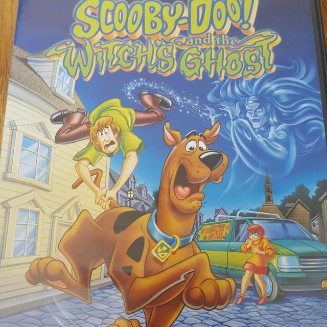 Find More Scooby Doo Witch S Ghost Dvd For Sale At Up To 90 Off