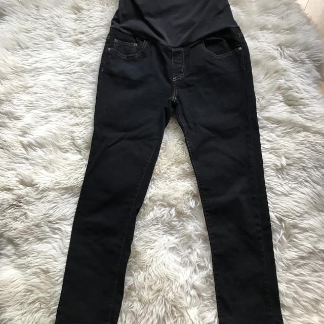 cc825aaf00eae Best Euc Maternal America Maternity Jeans Black for sale in Victoria,  British Columbia for 2019