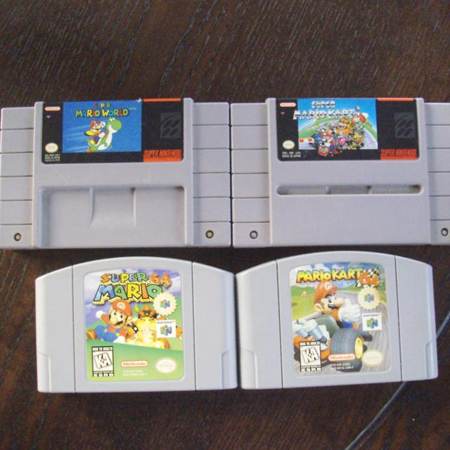 Super nintendo and nintendo 64 Games for sale Various Prices