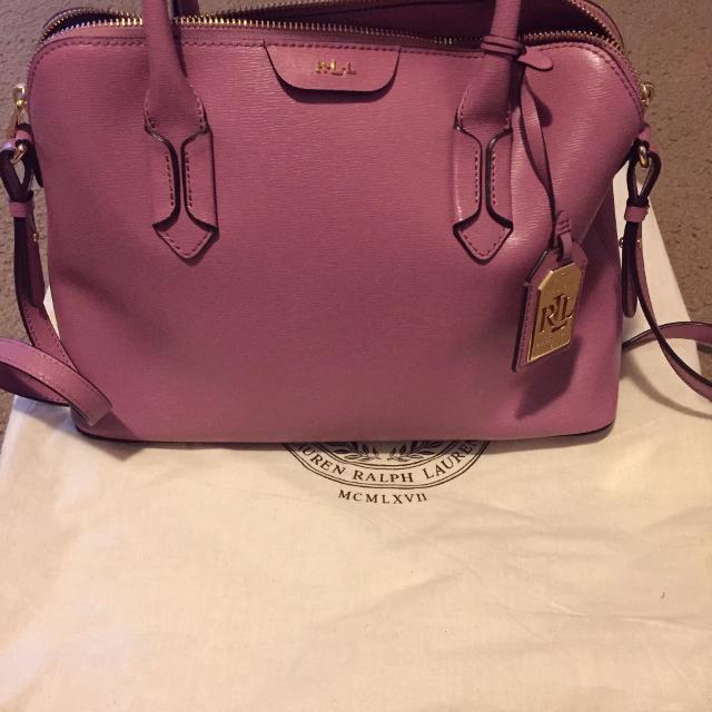 Best Pink Ralph Lauren Handbag for sale in Memphis a03c41fc2b5de