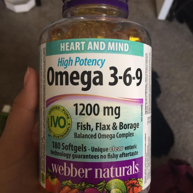 Find More Never Opened Omega 3 6 9 For Sale At Up To 90 Off
