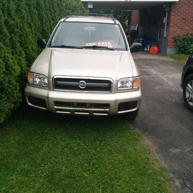 Best Nissan Pathfinder Chilicote 2003 For Sale In