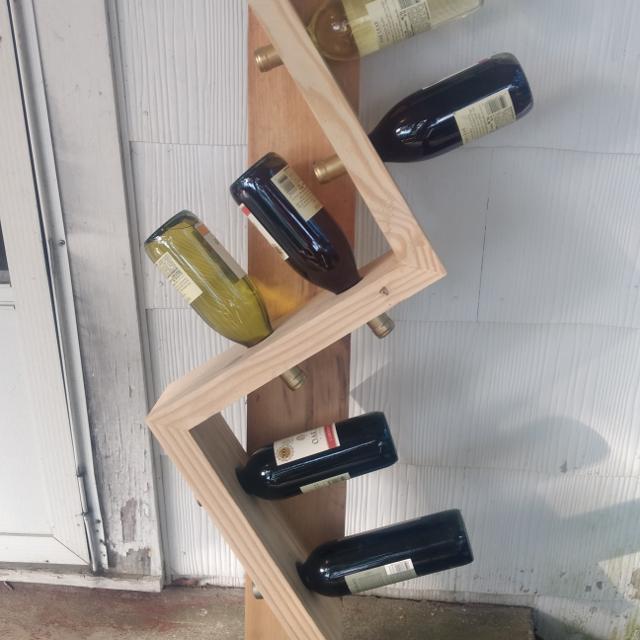 Best Wooden Wine Rack For Sale In Asheville North Carolina For 2018