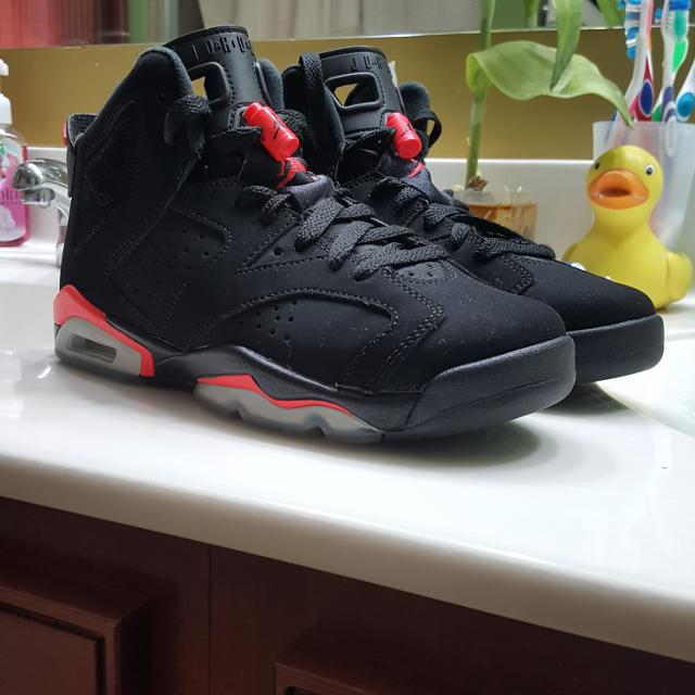 c4d4d7569bd028 Best Nike Air Jordan Retro 6 Infrared Black for sale in Louisville ...