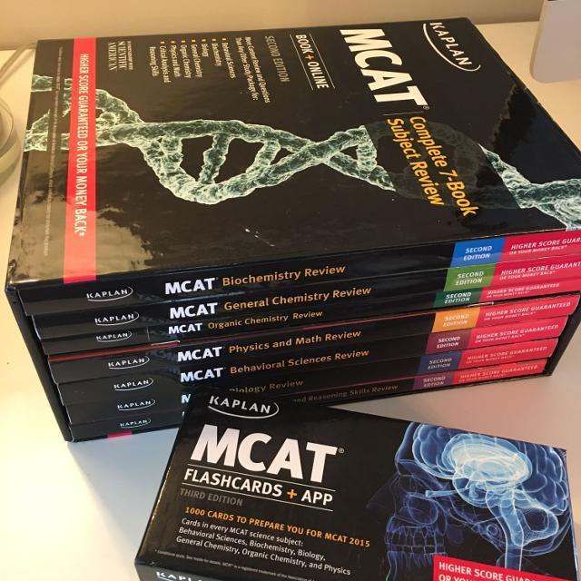 Kaplan Mcat Scores