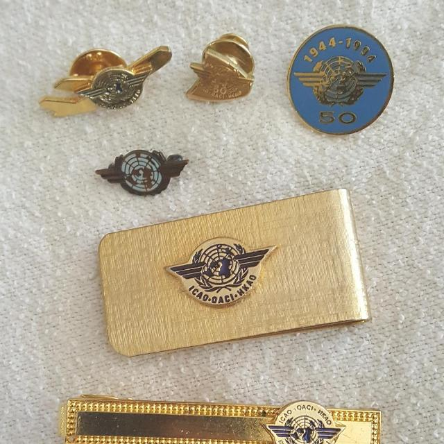 ICAO International Civil Aviation Organization Souvenirs