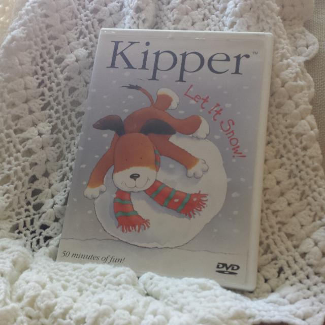 Kids DVD : Kipper the Dog