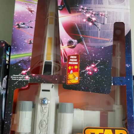 "21"" X-WING FIGHTER for sale  Canada"